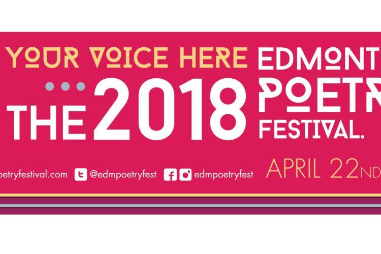 2018 Edmonton Poetry Festival - Your Voice Here