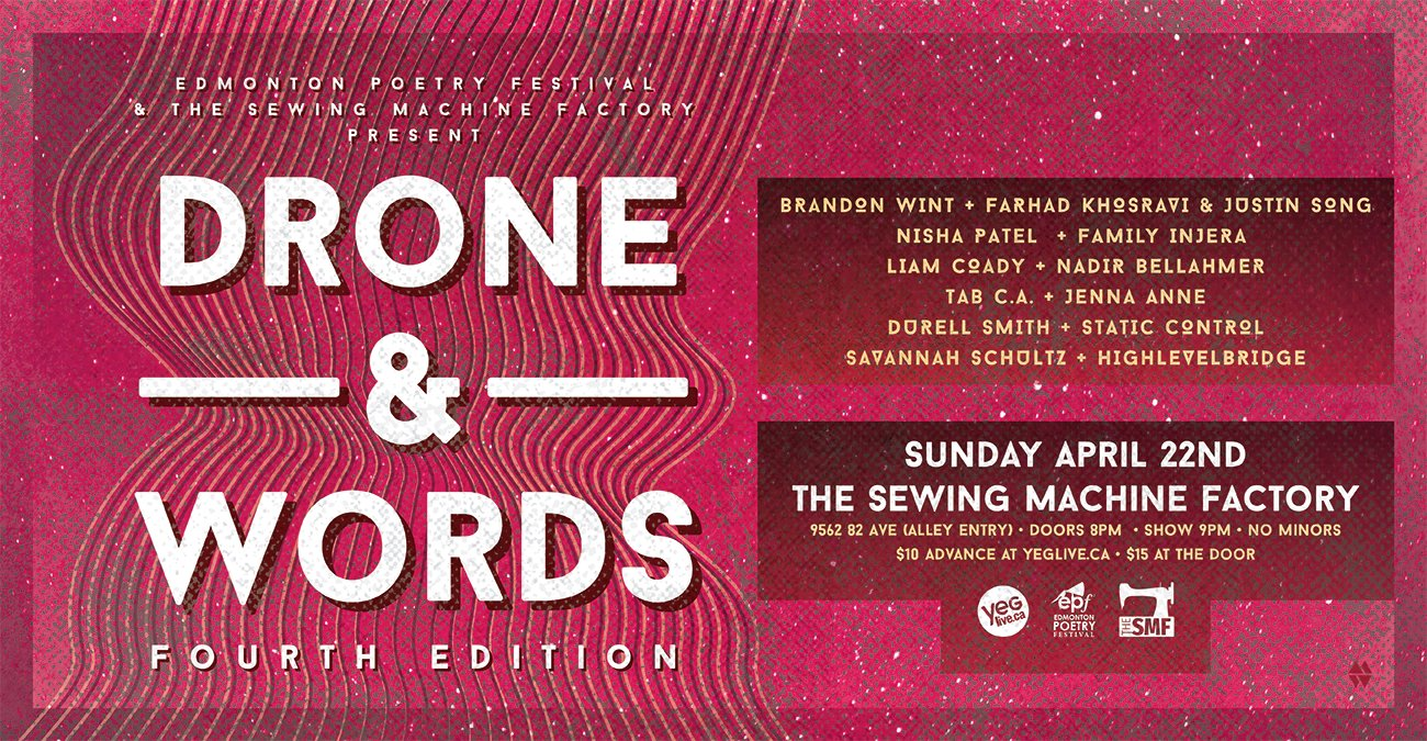Drone & Words 2018
