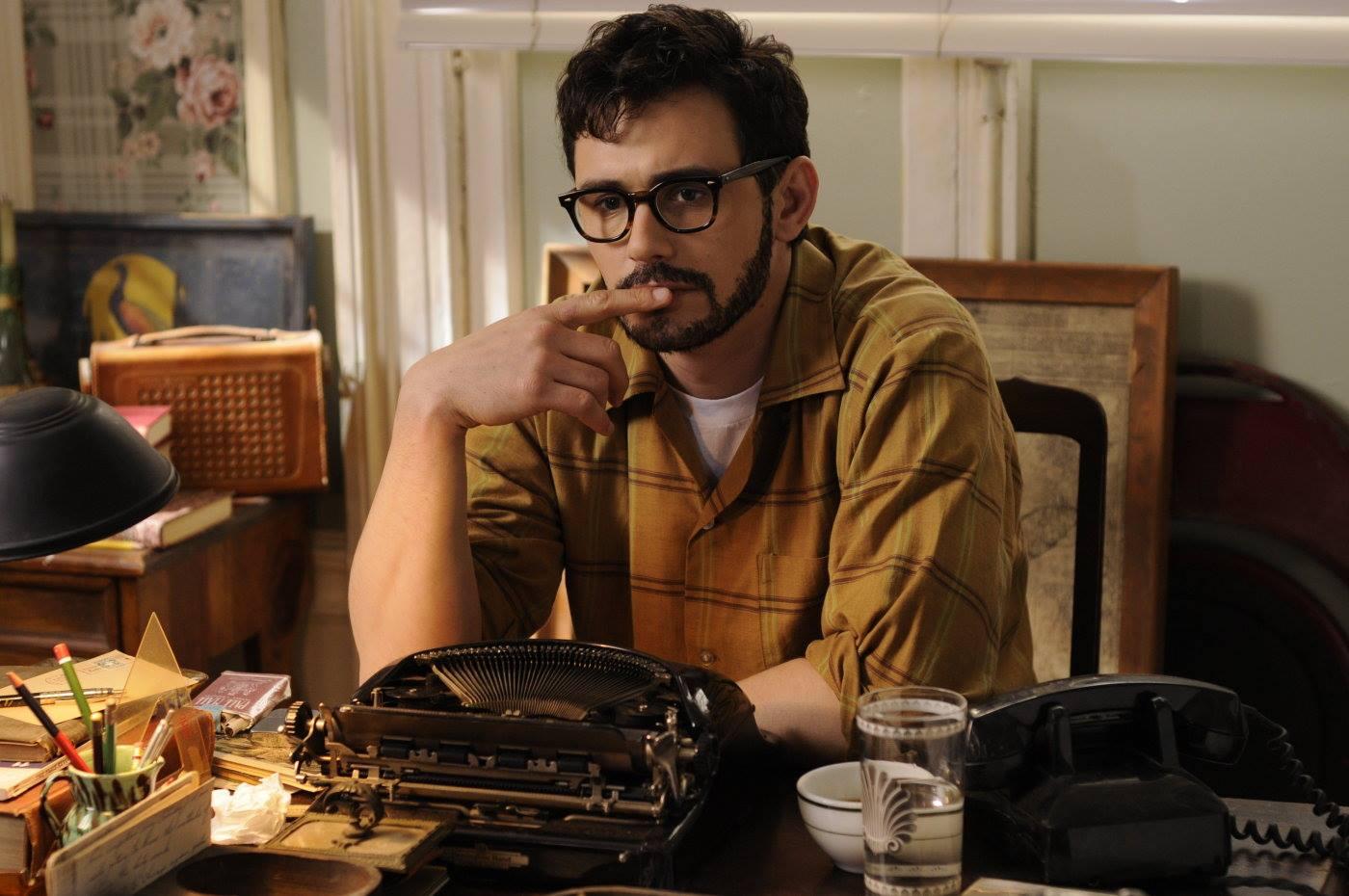 James Franco in Howl