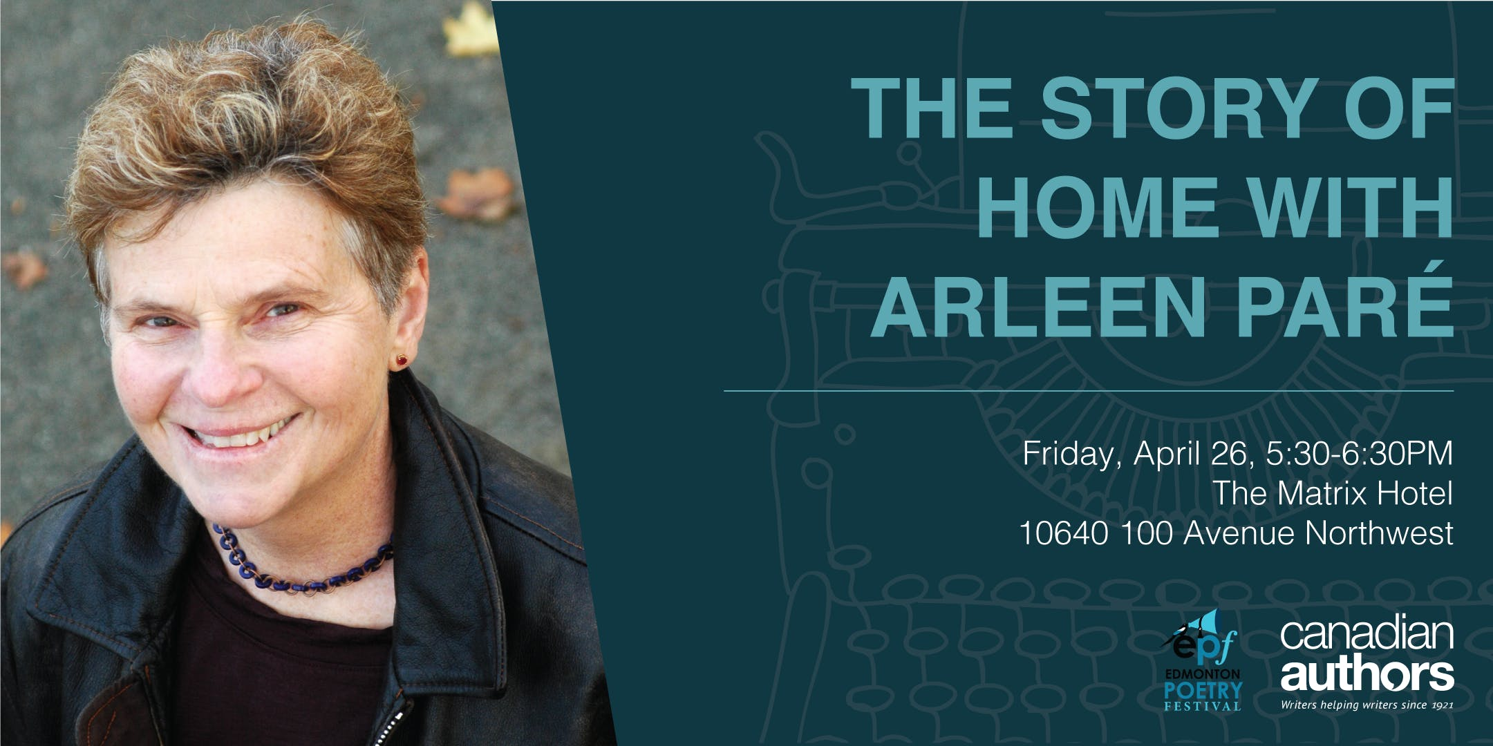 The Story of Home with Arleen Pare
