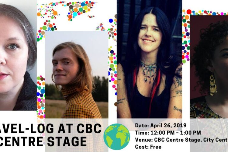 Travel-Log at CBC Centre Stage