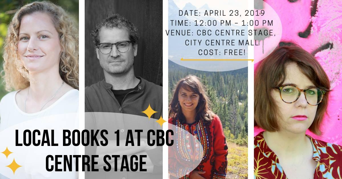 Local Books 1 at CBC Centre Stage 2019