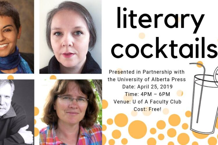 Literary Cocktails 2019