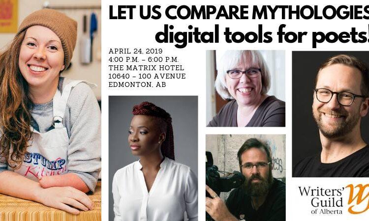 Let Us Compare Mythologies: Digital Tools for Poets