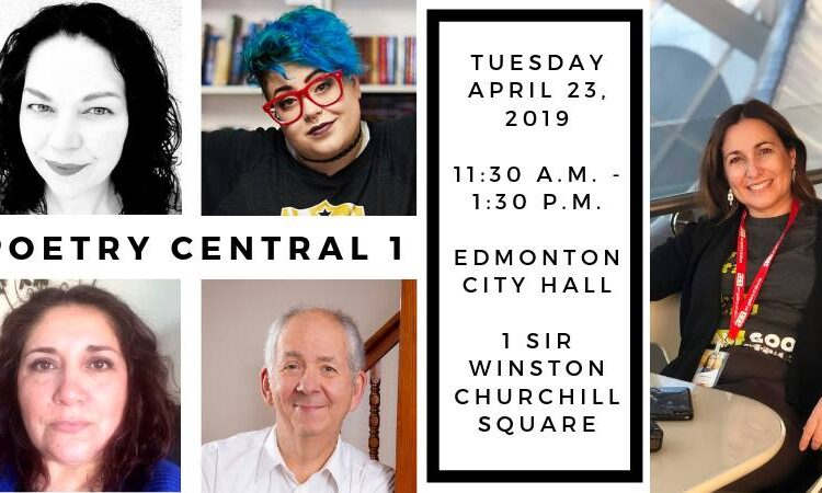 Poetry Central 1 2019