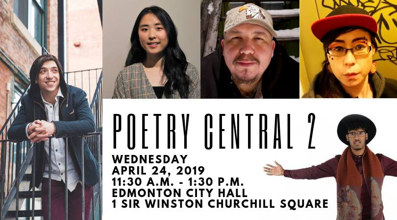 Poetry Central 2 2019