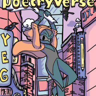 Edmonton Poetry Festival 2020: Into the Poetryverse