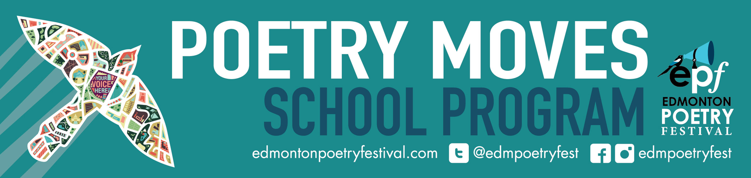Poetry Moves in Schools