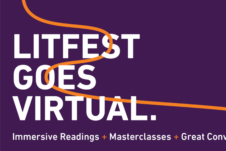 LitFest Goes Virtual
